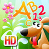 Magic Garden with Letters and Numbers - A Logical Game for Kids Image