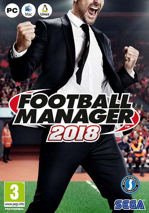 Znalezione obrazy dla zapytania football manager 2018