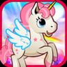 A Pretty Unicorn Princess: My Cute Little Horse Image
