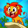 Happy Animal Kingdom - Best Zoo Game with Facebook and Twitter Friends for kids Image