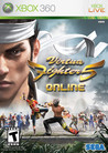 Virtua Fighter 5 Online Image