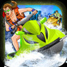 A Zombie Soaker Race War: Fun Jet Ski Bike's Run and Shoot Adventure Game! - Pro Edition Image