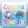 Coloring Board HD XMas Edition Image