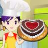 Love Chocolate Cake Image