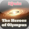 iQuiz for The Heroes of Olympus:  series books trivia  Image
