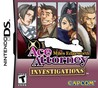 Ace Attorney Investigations: Miles Edgeworth Image