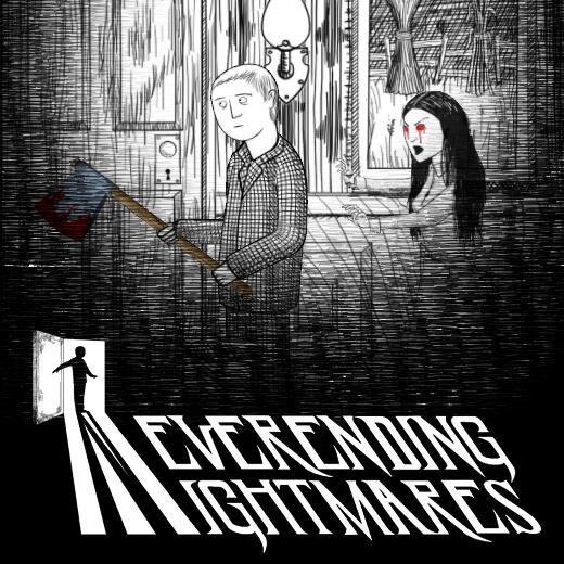 скачать игру Neverending Nightmares через торрент - фото 11