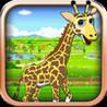 Baby Giraffe Run - Addictive Animal Running Game Image
