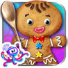 Gingerbread Crazy Chef - Cookie Maker Image