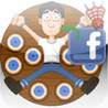 The Dartman - Crazy Social Dart Game Image
