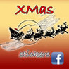 XMAS Stickers: Tap & Create your Santa Claus Image