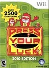 Press Your Luck 2010 Edition Image