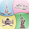 4 Pics 1 Place - Travel Picture Quiz and Trivia Game Image