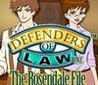 Defenders of Law: The Rosendale File Image