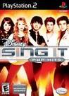 Disney Sing It! Pop Hits Image