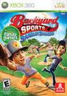 Backyard Sports: Sandlot Sluggers Image