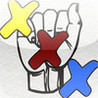 3Strike American Sign Language Fingerspelling Image