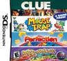 Clue / Mouse Trap / Perfection / Aggravation Image
