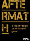 AfterMath - a post-apoc text-based game Image
