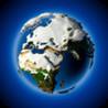 Frozen Earth Image
