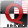 Qrossword June 2012 for iPad: US Image