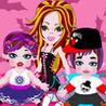 Vampire Clan: Twins Babysitter Image