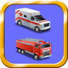 Transport Memory Game Image