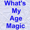 What is my Age? Magic Image