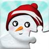 Snow Boy Puzzle Image
