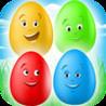 Smiley Eggs - Emoji Easter Egg Match-3 Adventure Image