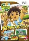 Go, Diego, Go!: Safari Rescue Image