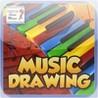 Music Drawing Image