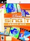 Disney Sing It: Family Hits Image