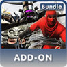 Ninja Gaiden 3: Ninja Pack 1 Image