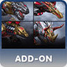 Transformers: Fall of Cybertron - Dinobot Destructor Pack Image
