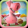 Breakfast Pig Skateboard Racing Game - Full Version Image