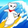 Surfing Ermine Image