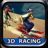 Sand Ski Racing:  3D Racing Games  Image