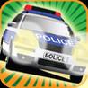 Real Police Car Racing Image