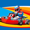Go Kart Racers Racing Game Image