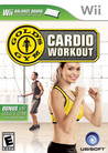 Cardio Workout Gold'S Gym Wii