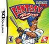 Major League Baseball 2K8 Fantasy All Stars Image