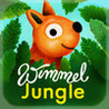 Wimmel App 3 Jungle - High quality handcrafted book for kids. The concept and implementation Image