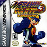 Mega Man Battle Network 3 White Image