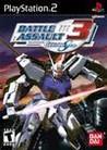 Battle Assault 3 featuring Gundam Seed Image