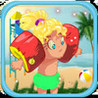 A Deadly Water Slide Park - A Beach Tilt Ride And Swim Game Image