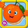 Abby Monkey Shape Food Puzzle: First Words Learning Games for Toddlers and Preschool Explorers Image