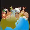 ABCville Animal Nativity -  Creative Way to Learn Different Kind of Animals and Their Origins Image