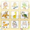 Animal Match for Kids Image