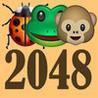 2048 Emoji Evolution - from Amoeba to Abe Image